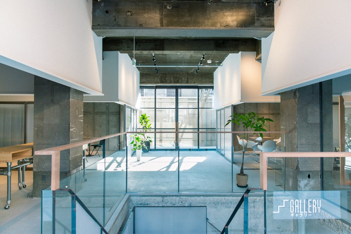 【梅小路京都西駅5分】ポップアップストアやプロモーションに適したアーティスティックなイベントスペース の写真