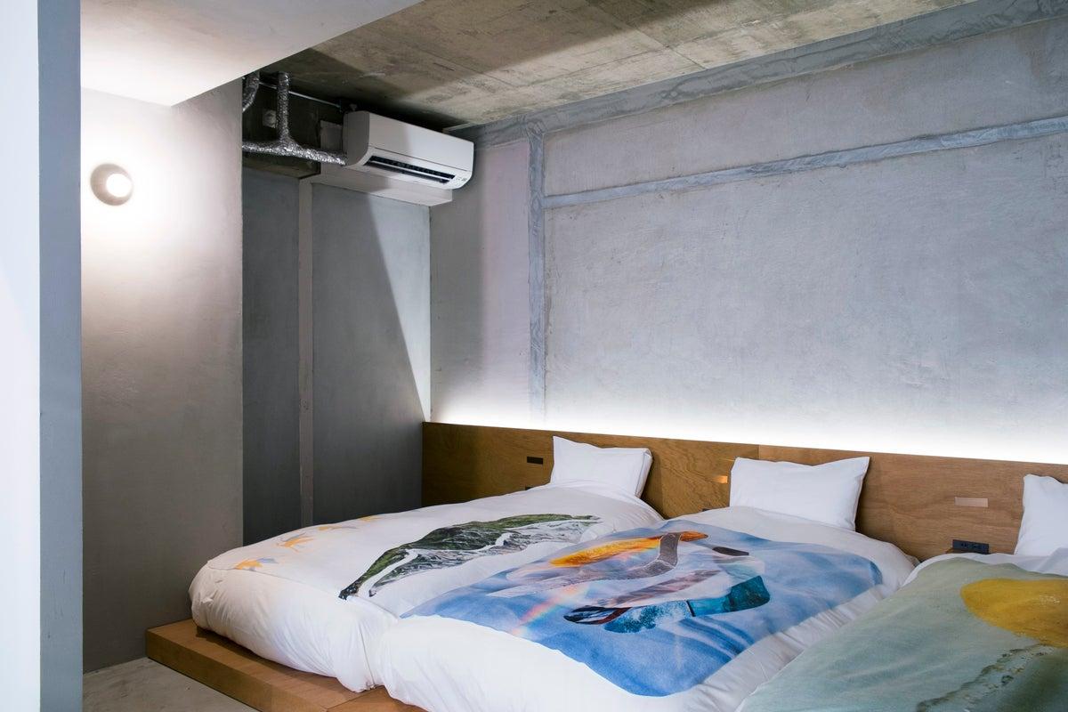 アーティストの住むホテルで、アート作品と共にゆったりかつ刺激的に過ごせる部屋2 の写真