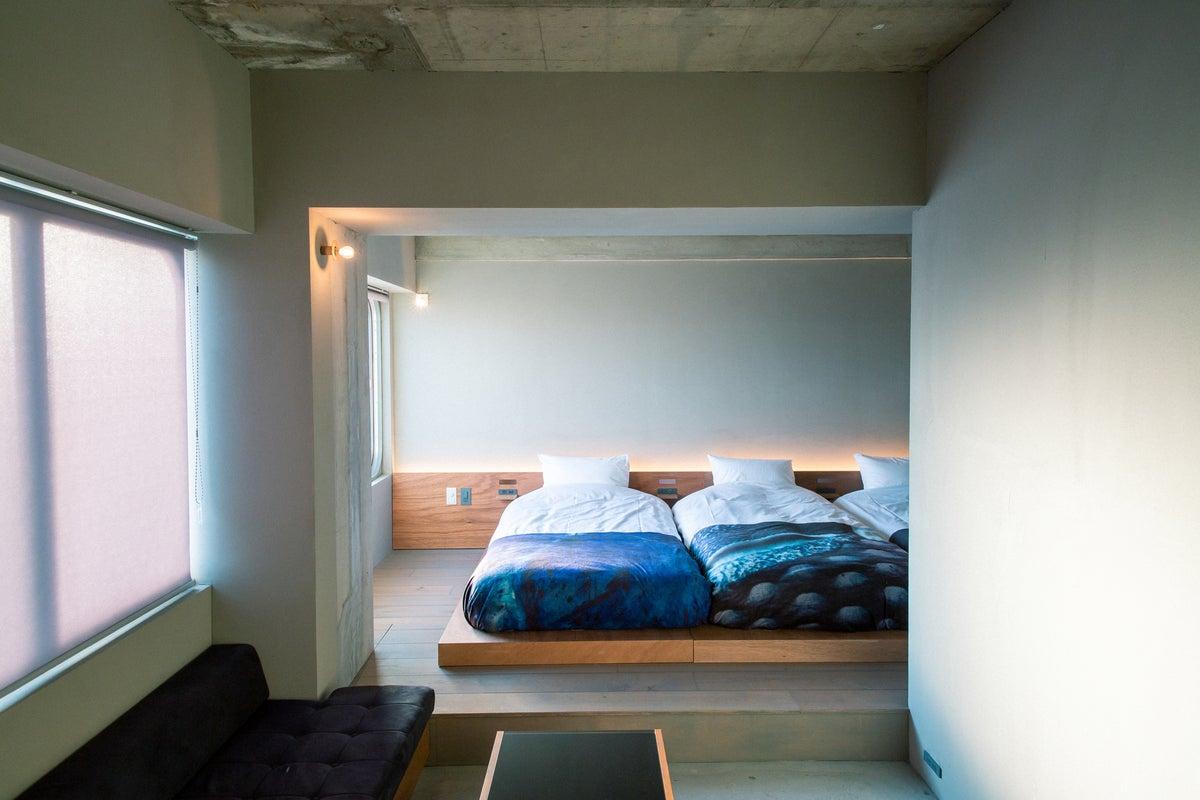 アーティストの住むホテルで、アート作品と共にゆったりかつ刺激的に過ごせる部屋5 の写真