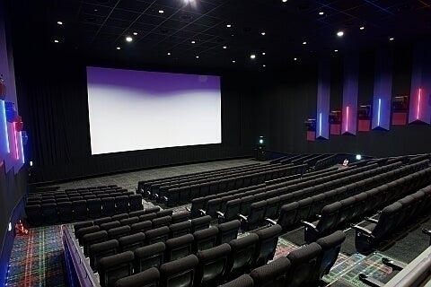 MOVIX亀有 シアター9 / 説明会や各種上映会を映画館の大スクリーンで! の写真