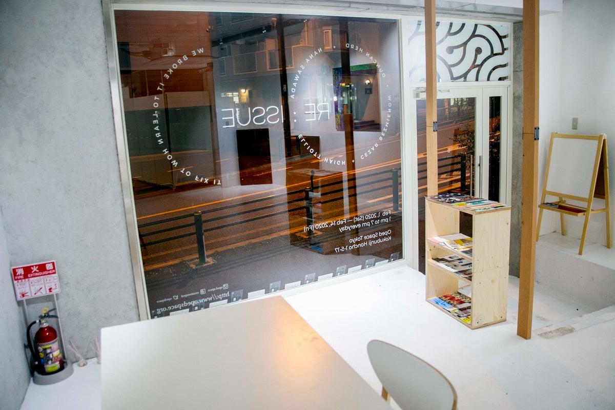 【国分寺駅5分】視認性よい白壁2階建てスペース · ギャラリー  · スタジオ · ポップアップストア の写真