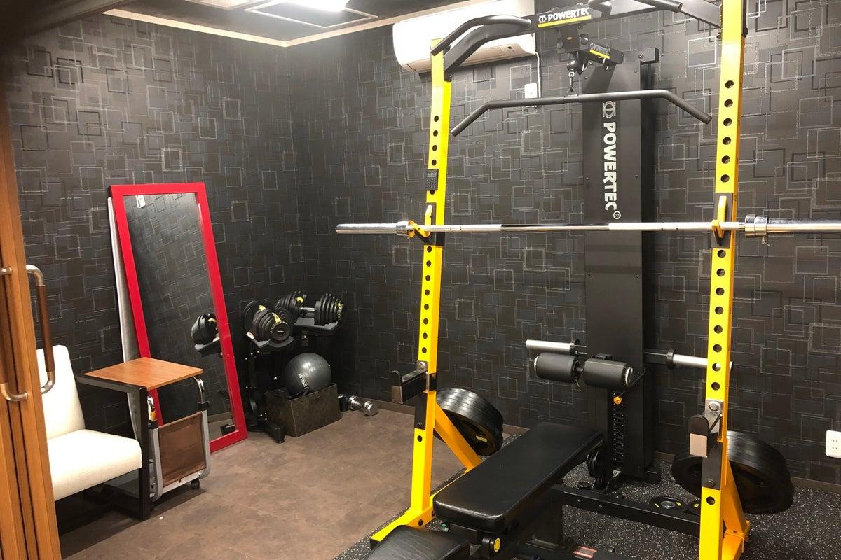 パーソナルトレーニング・個室トレーニング の写真