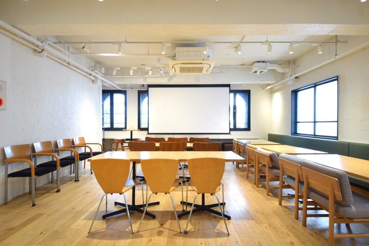 【渋谷・表参道・青山】シブニラウンジ カフェのようなスペース。イベント・セミナー・パーティ・撮影などマルチにご利用いただけます! の写真