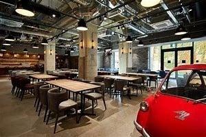 モダンイタリアンレストラン の写真