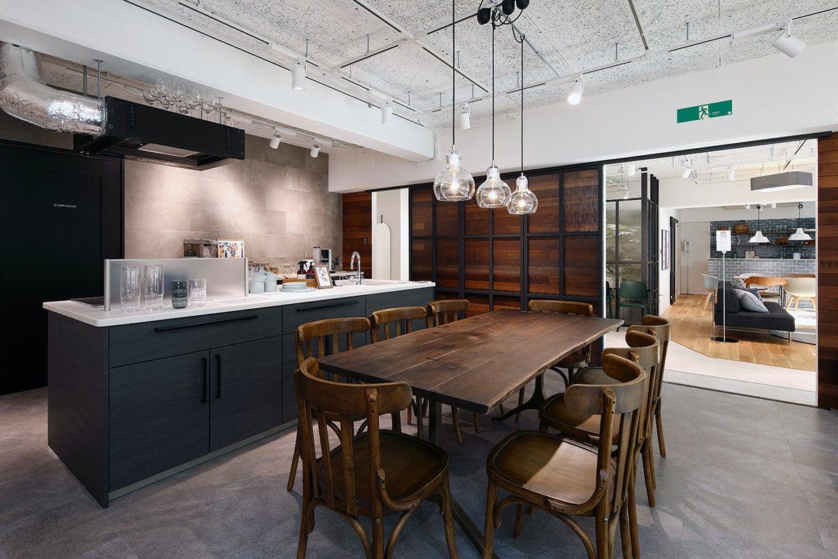 キッチン付きリノベスタジオ!ワークショップや限定カフェなどにおすすめ! の写真
