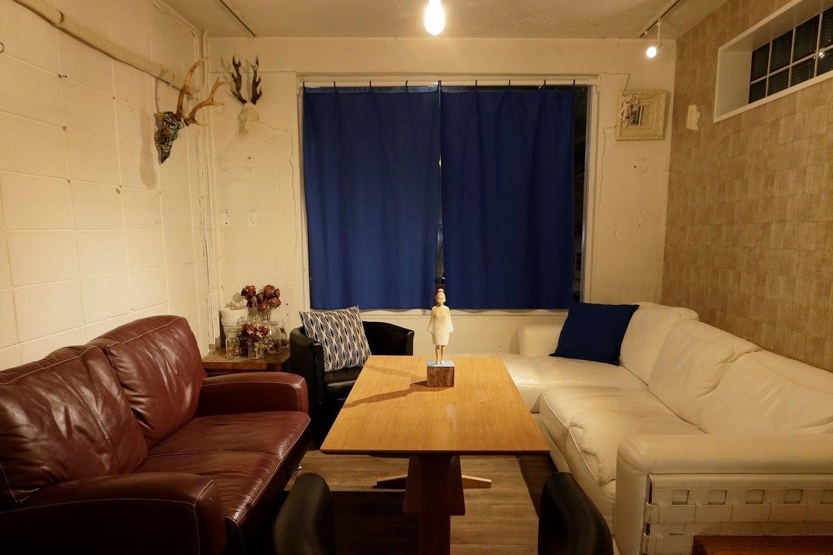 アートギャラリーの応接室(2階) の写真