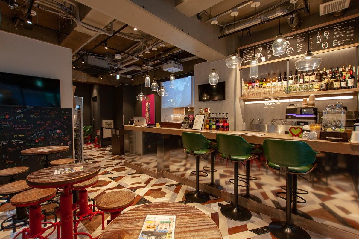 「Q Cafe」上野駅すぐのおしゃれなカフェバー!パーティ/女子会/撮影/サークルにピッタリ♪ の写真