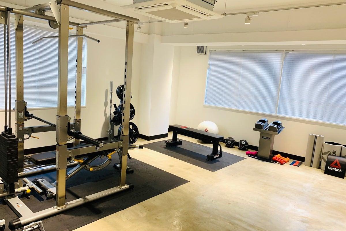 なりたいカラダに自分をデザインする。「完全無人・完全個室」のプライベート空間であなただけのトレーニングを。 の写真