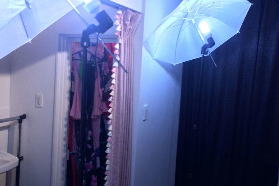 低価格撮影スタジオ ゴスロリ・コスプレ撮影に適した省スペーススタジオ の写真