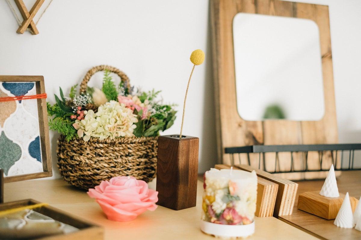 【水天宮3分/人形町5分】flowers 〜花のある暮らし Produced by minne  の写真