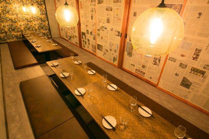 【大人数収容OK】千葉船橋エリアのおしゃれな内装!!ママ会などのパーティから会議利用、撮影も可! の写真