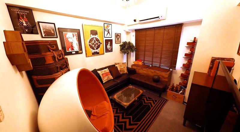 五反田2分⭐️人気の目黒川側でハイセンスな寛ぎ空間💕お部屋デート💛安心仲間で🥂テレワーク💻撮影🎞に大好評‼️