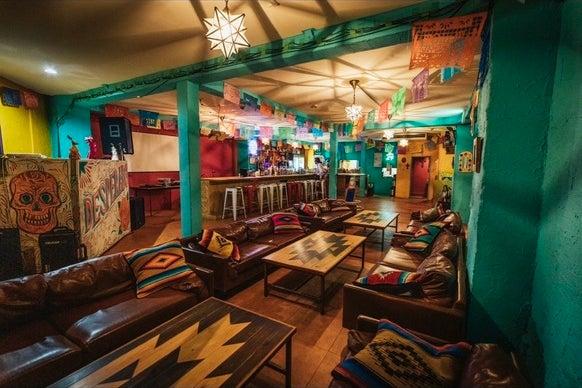 南米の雰囲気をそのままなエスニックなスペース!撮影等にどうぞ! の写真
