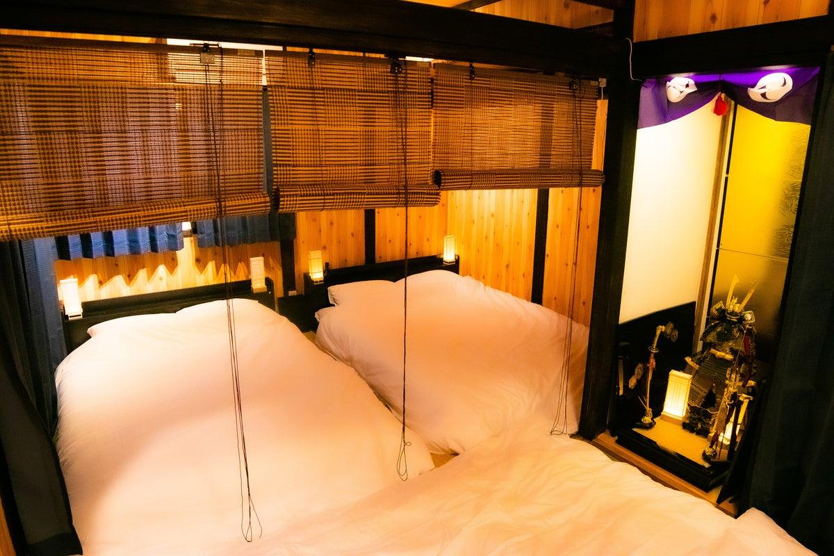 駅徒歩3分!インダストリアルインテリアの古民家51平米!超高速NURO光ワークスペース有! の写真