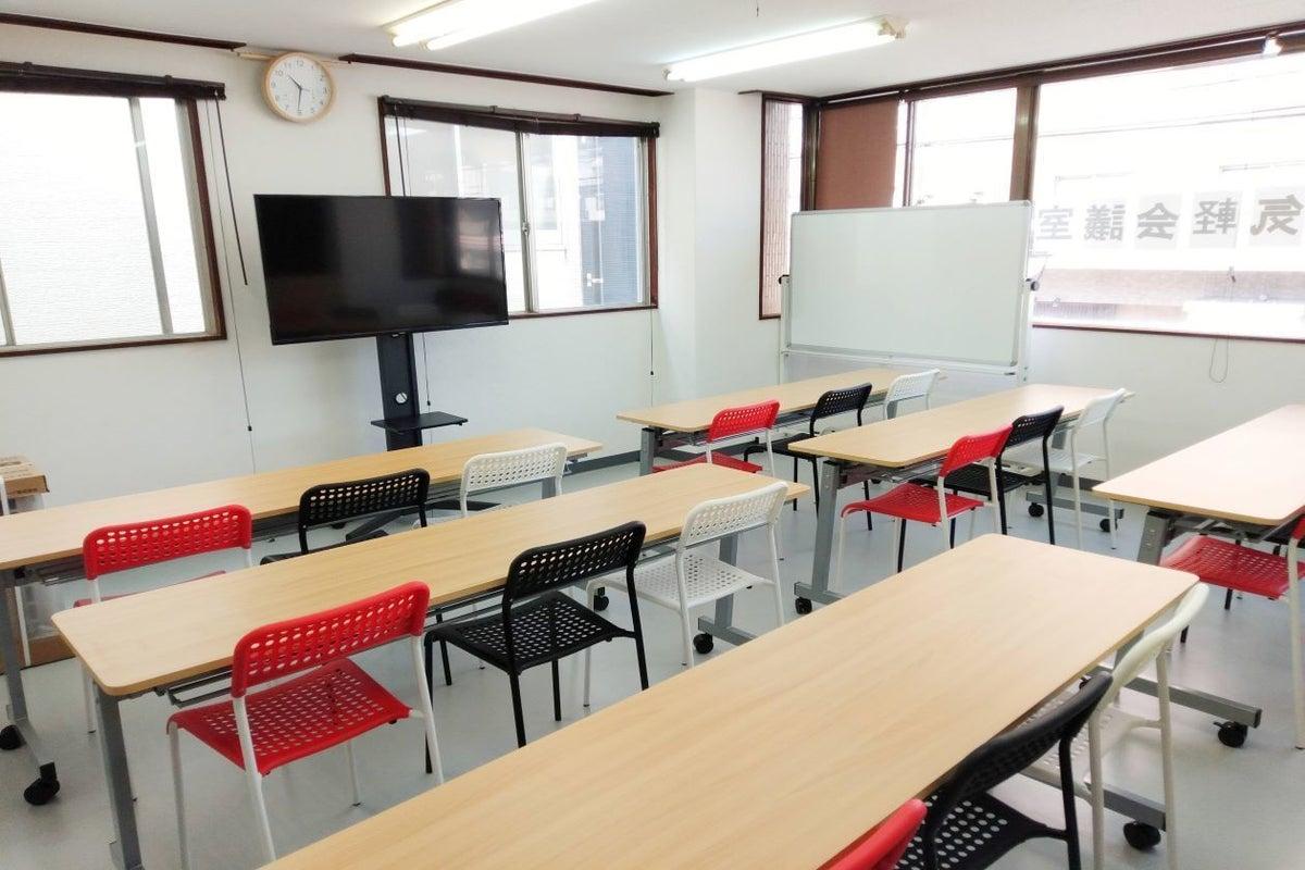 【お気軽会議室】鹿児島中央駅西口近く、リモートワーク、テレワークに最適な貸会議室です。 の写真