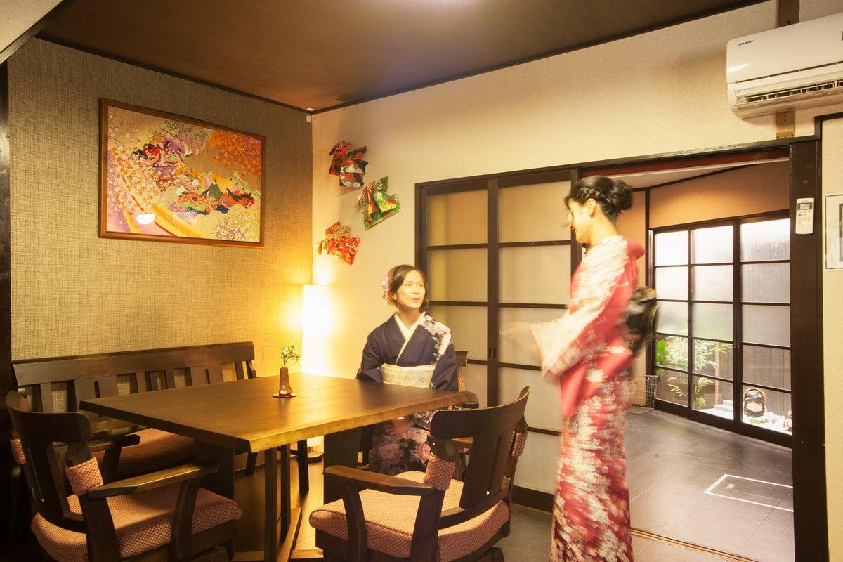 京都の古風な住宅をレンタルスペースとして活用 の写真