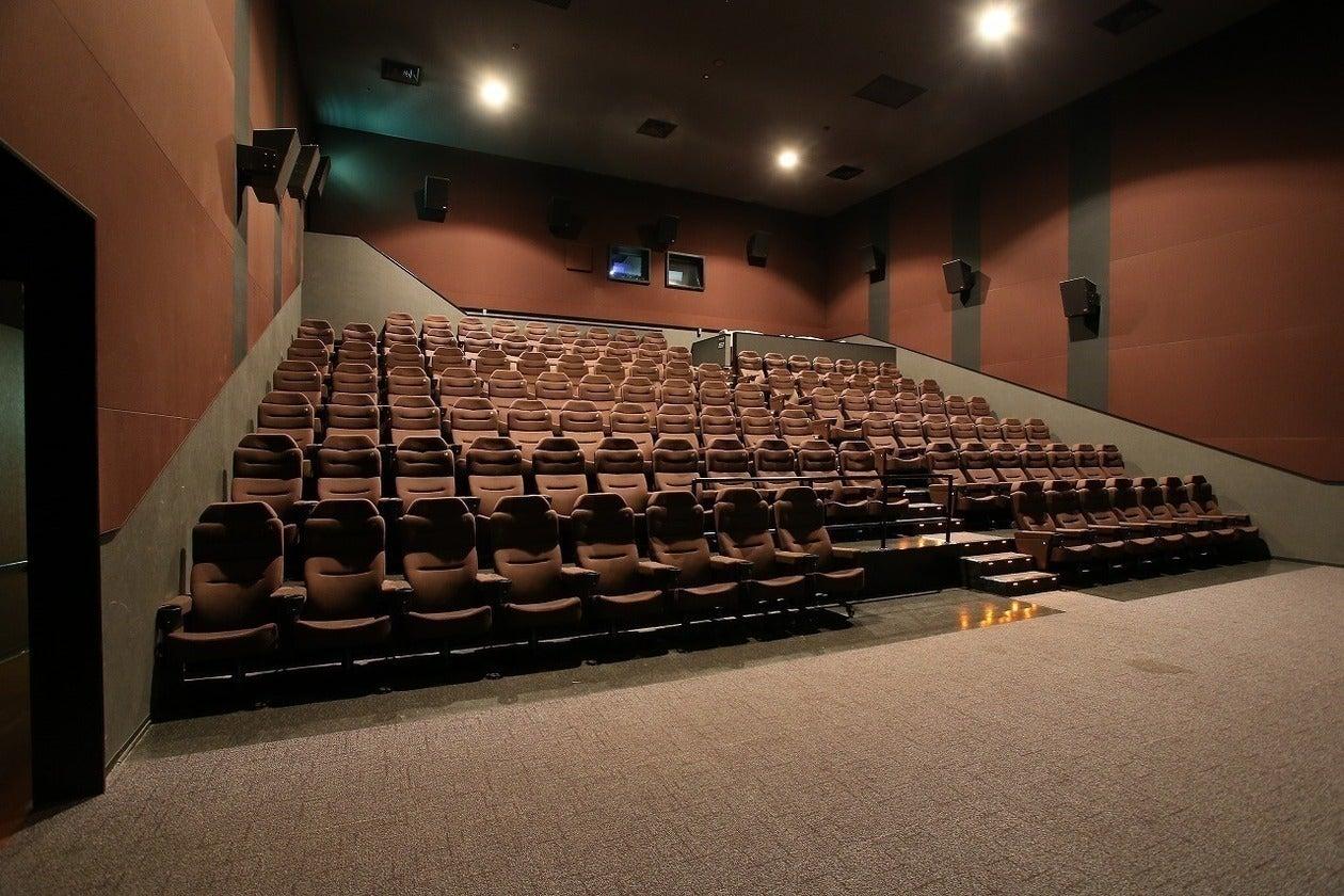 【豊洲 118席】映画館で、会社説明会、株主総会、講演会の企画はいかがですか? の写真