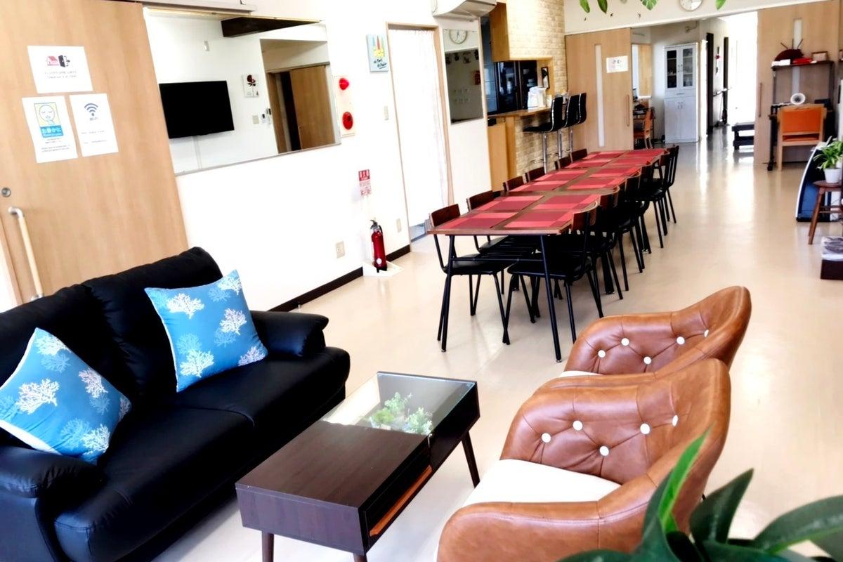 キッチン、ピアノ、卓球台、キッズスペースなど様々なニーズに応えられるバリアフリーの広々快適空間! の写真