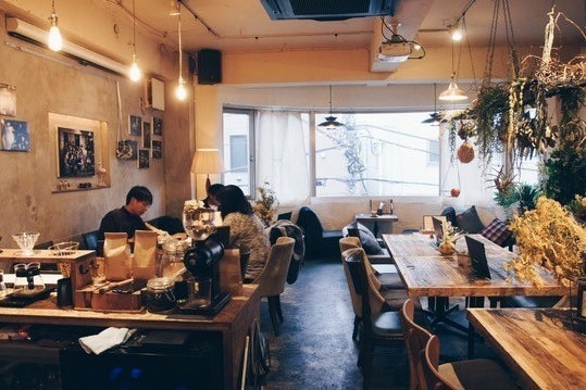 「カフェをシェアする」がコンセプトのレンタルスペース「LIVING ROOM」誕生! の写真