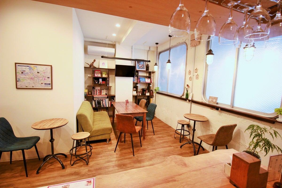 【博多駅から100円バスで5分!】お茶会 / デスクワーク / 撮影 / お昼寝など♪ の写真