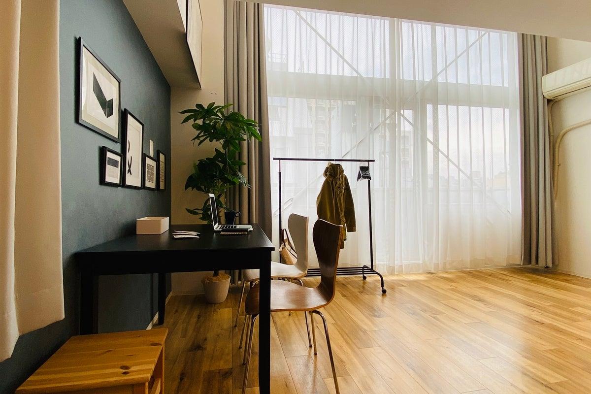 テレワーク応援スペース【6F】📣📣 アパートメント型ホテル【両国】完全個室 法人・長期利用可能 の写真