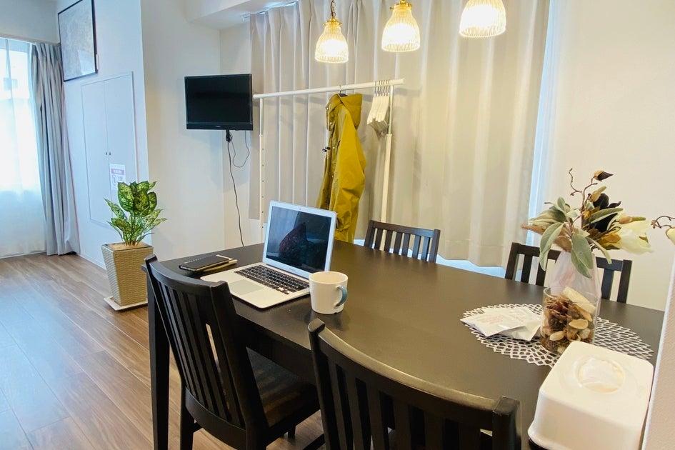 テレワーク応援スペース【5F】📣📣 アパートメント型ホテル【両国】完全個室 法人・長期利用可能 の写真