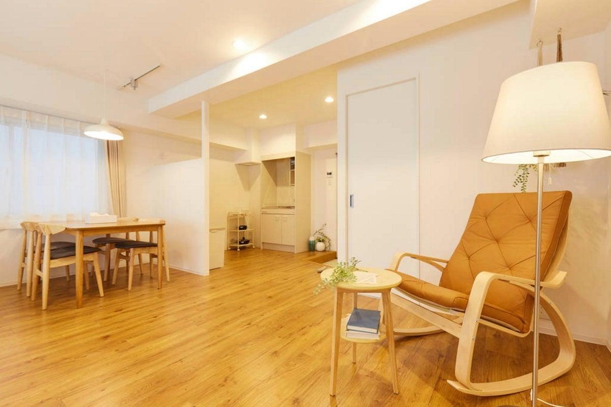 テレワーク応援スペース【2F】📣📣 アパートメント型ホテル【両国】完全個室 法人・長期利用可能 の写真