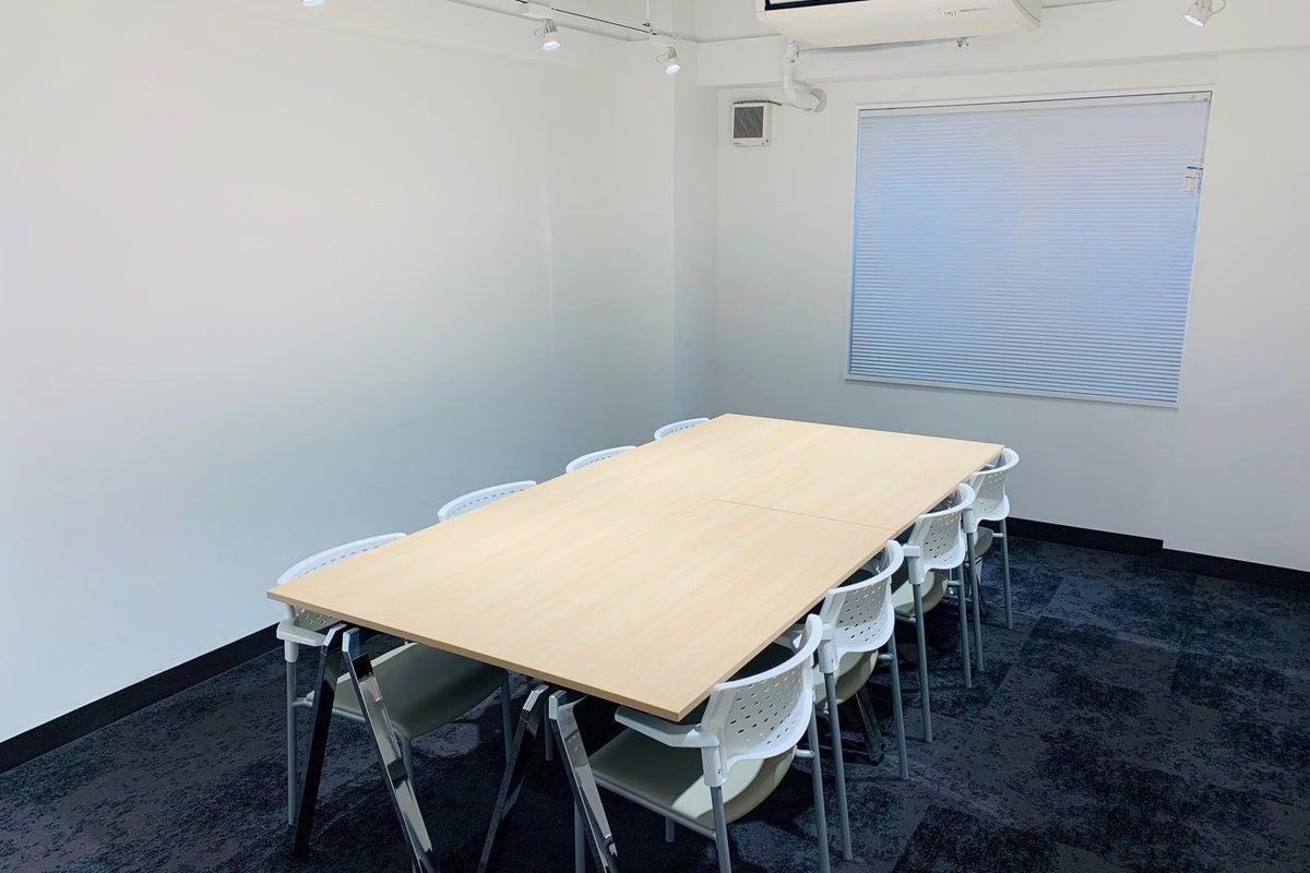高円寺駅北口徒歩2分!リニューアルしたばかりの綺麗なスペースで、テレワークやWeb会議室などに! の写真