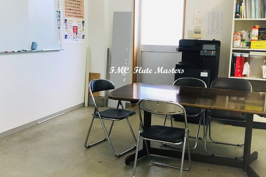 新居町駅より徒歩4分◆控室・着替え・荷物置き場・休憩場にも◆【フルートマスターズ】 の写真