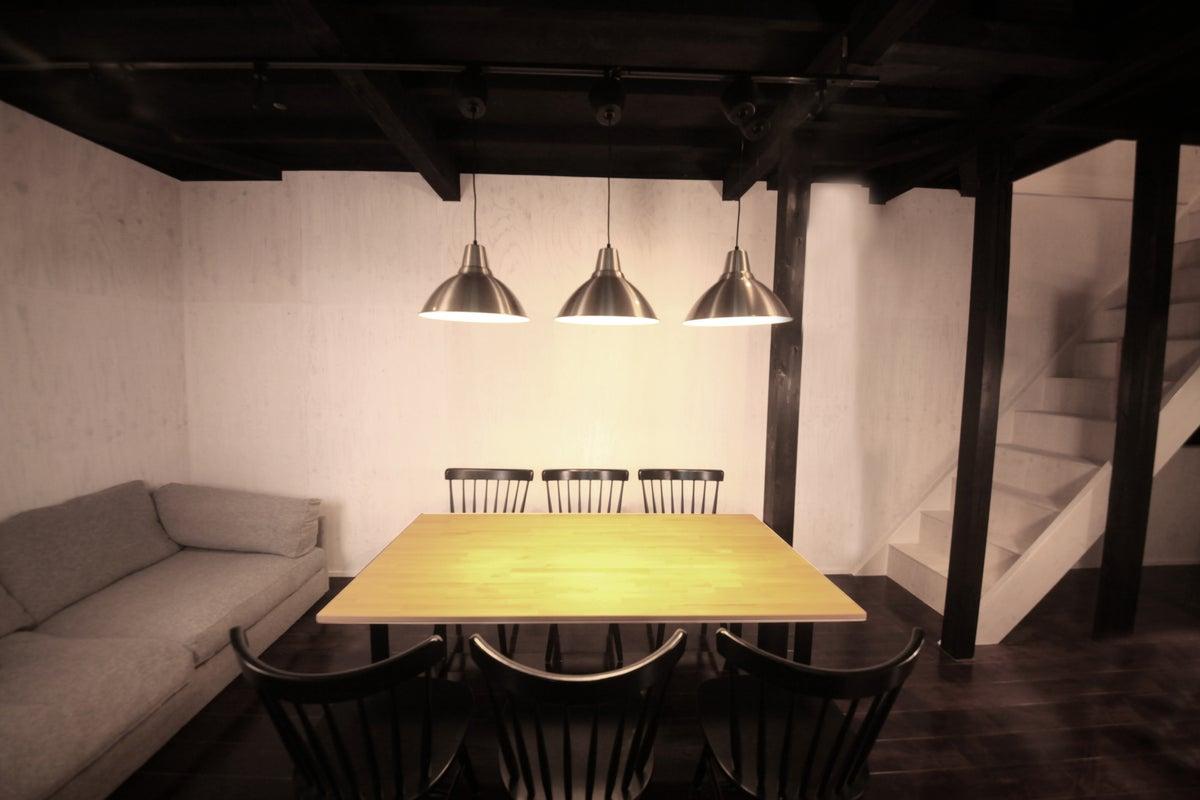 ギャラリー空間併設のデザイナーズハウス一棟貸切 の写真