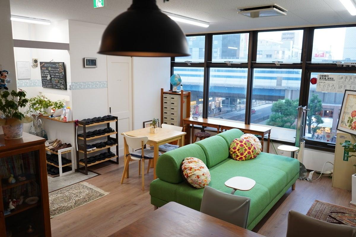 【行徳駅徒歩1分】Wi-Fi/コーヒー/シャワー/テレワーク/オンライン会議/個室 の写真
