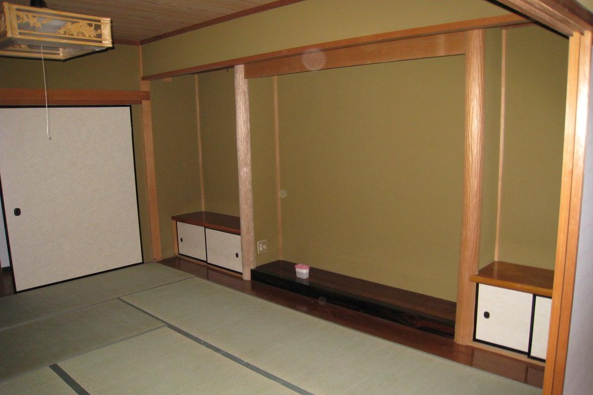 用途は様々!1階は10帖の和室、2階はキッチンダイニング  の写真