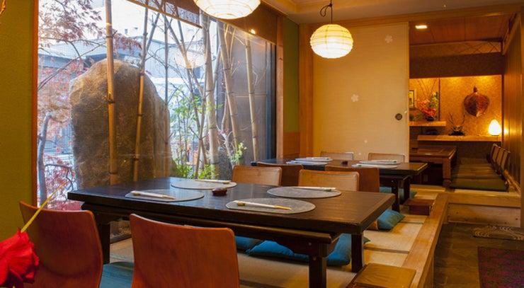 """【繁華街の中で""""広々とした和""""のレンタルスペース/..テレワークに最適。多目的利用OK♪】『広島の旬 なかたに』"""
