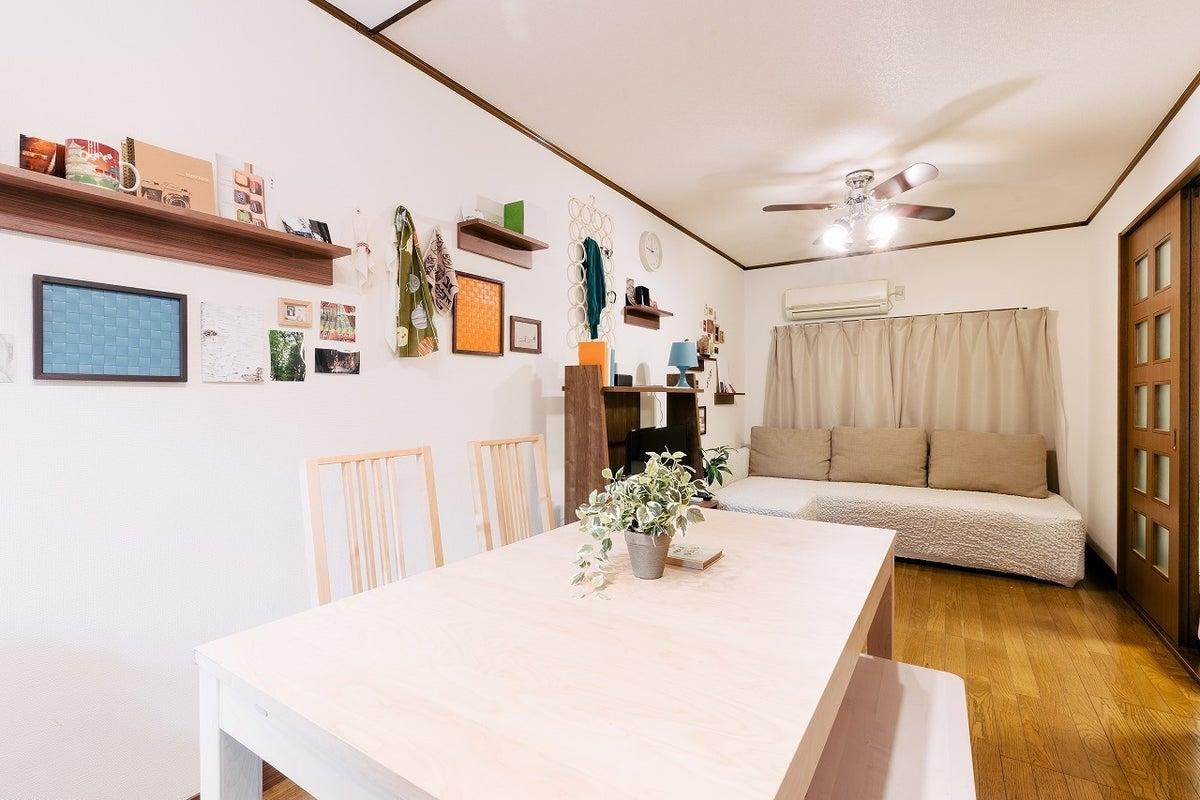 【キッチン完備・毎回清掃】丸々貸切一軒家 空-sora-(谷町六丁目)【撮影・パーティーに】 の写真