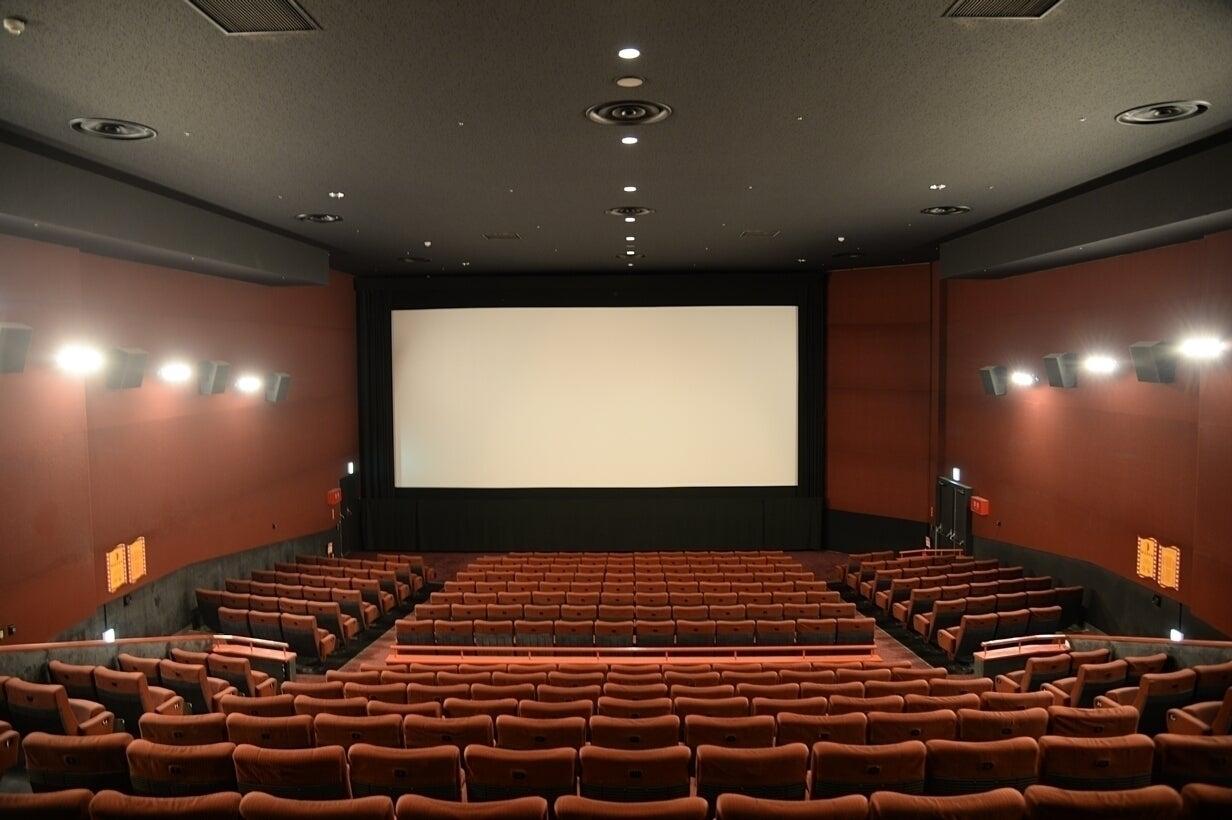 【札幌 186席】映画館で、イベント、会社説明会、株主総会などの企画はいかがですか? の写真