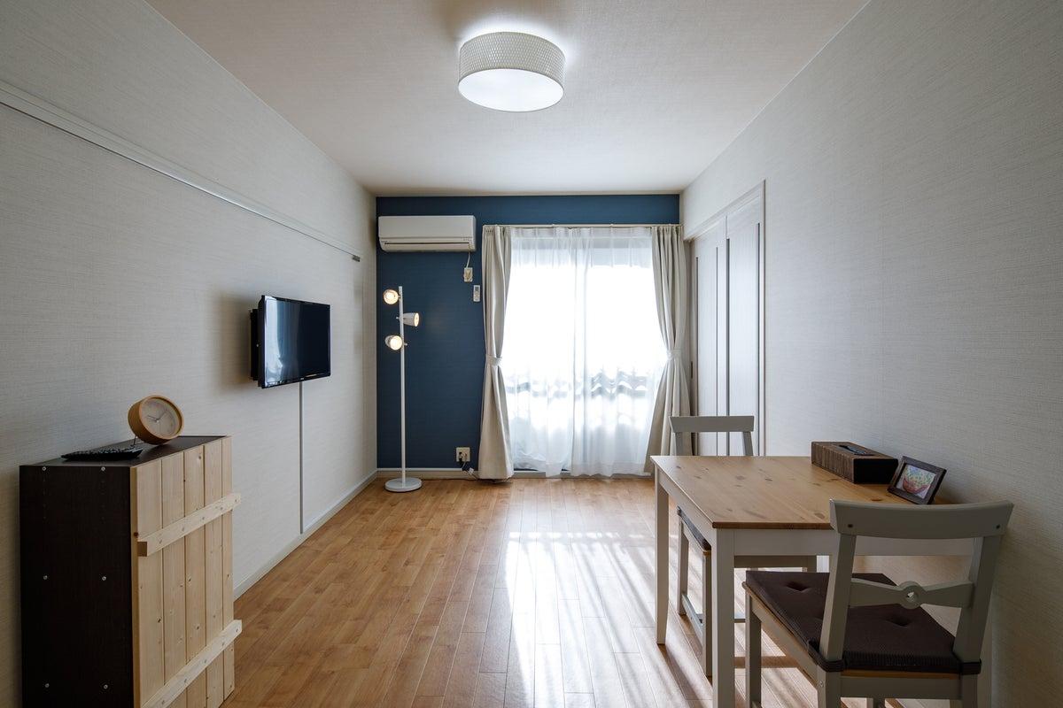 【山科駅徒歩約5分】キッチン付のアパートのレンタルスペース☆女子会、誕生日会、会議利用、テレワークスペースに の写真