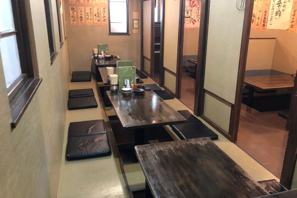【大通駅徒歩1分】和風居酒屋の小上がり席を貸し出し!お仕事やパーティーなどに! の写真
