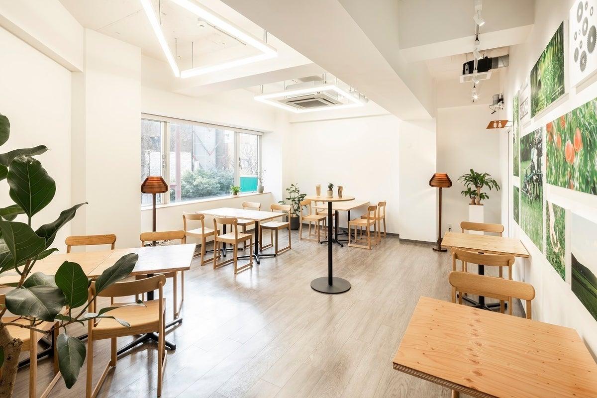 【OREC green lab 福岡】赤坂駅徒歩10秒!最大30席/wifi無料/プロジェクター の写真