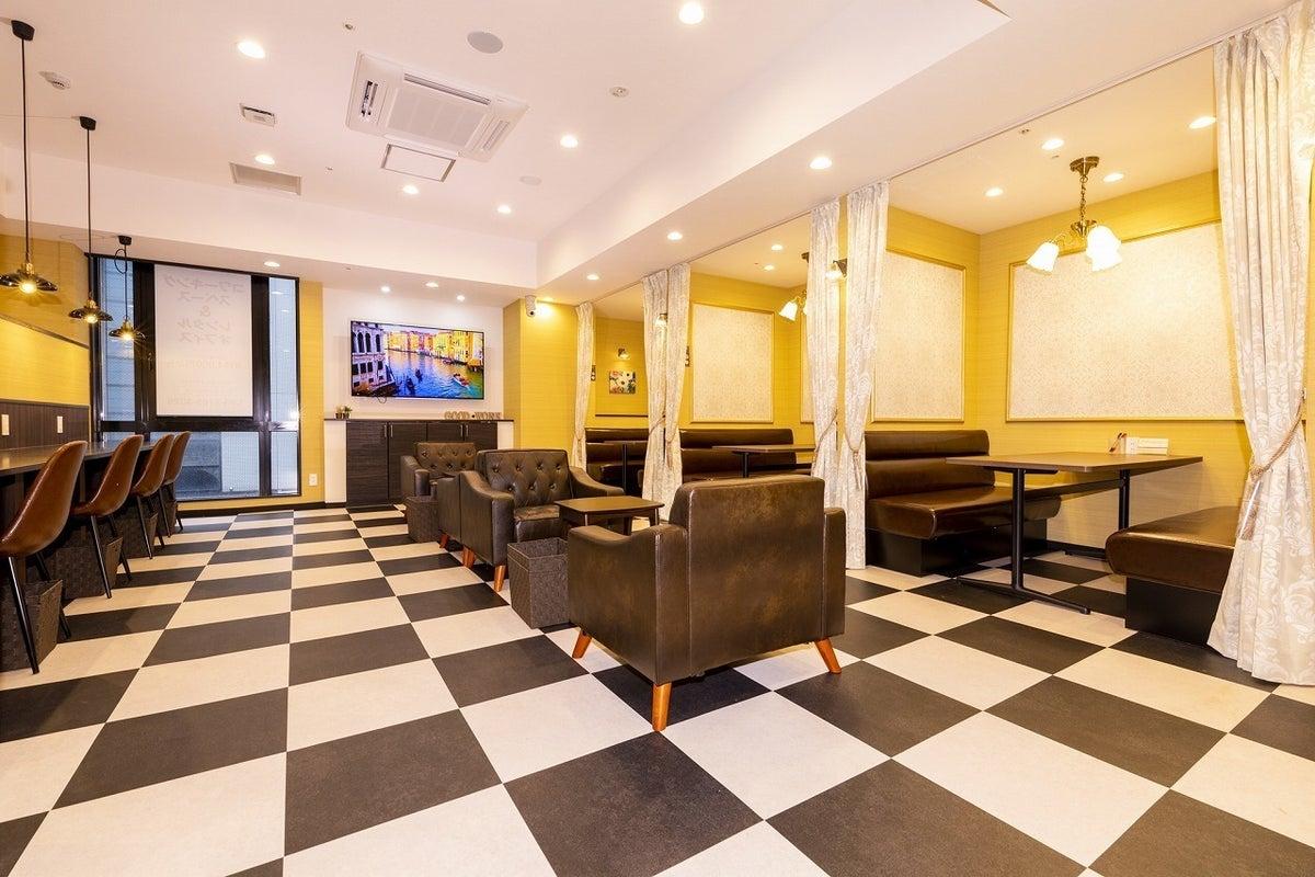 【新静岡駅徒歩1分】打合せやWEB会議に✨6名用会議室 #Wi-Fi#ホワイトボード#フリードリンク の写真