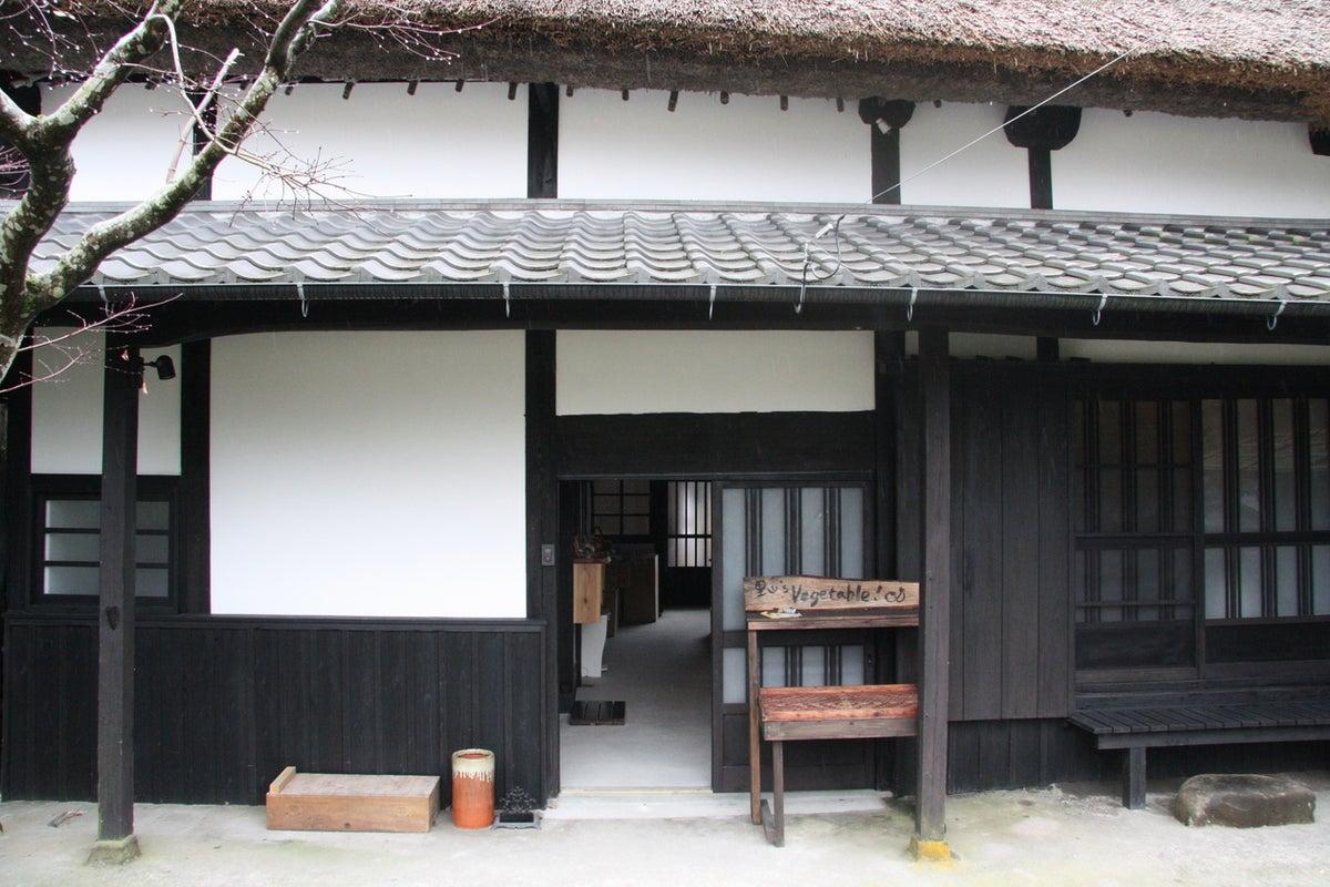 築160年の茅葺の古民家をリノベーションしたカフェ キッチン付き 飲食持ち込み可! の写真