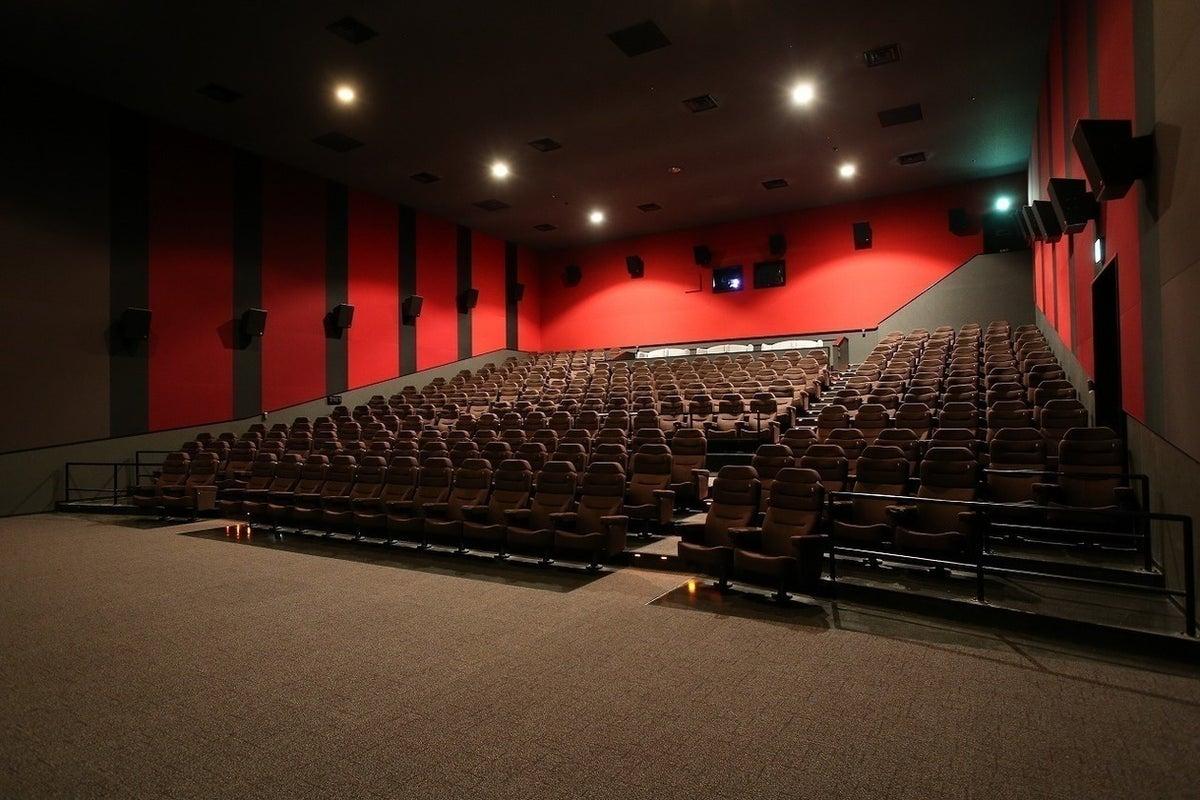 【豊洲 233席】映画館で、会社説明会、株主総会、講演会の企画はいかがですか? の写真