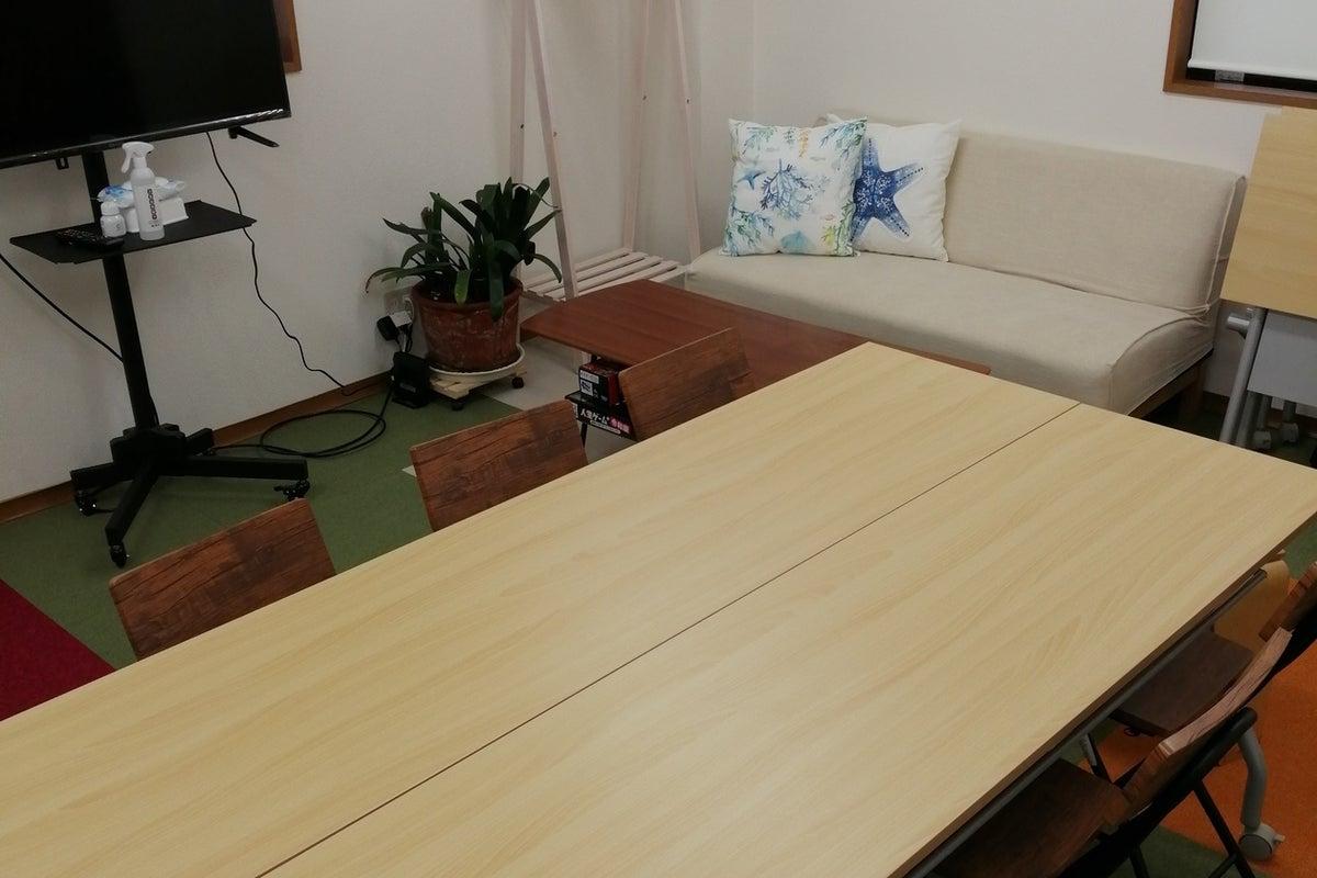 完全個室☆彡無料Wi-Fi完備 サテライトオフィス・テレワークに最適☆彡✨♪会議やセミナー面接、各種イベントに最適空間 の写真
