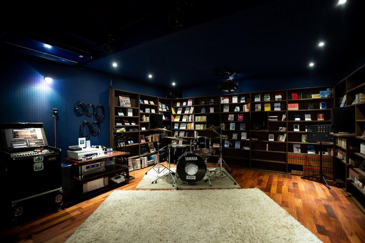 24時間使える本格的な音楽スタジオ!(バンド練習やセルフレコーディングに) の写真