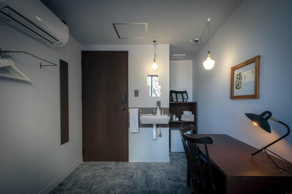 金沢駅3分のデイユース個室!テレワーク・テレビ会議・プライベートワークスペースに。RM の写真