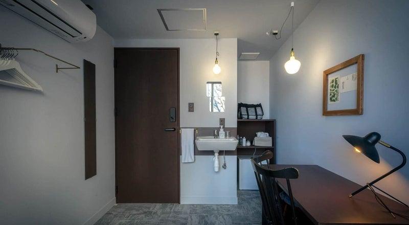 金沢駅3分のデイユース個室!テレワーク・テレビ会議・プライベートワークスペースに。RM