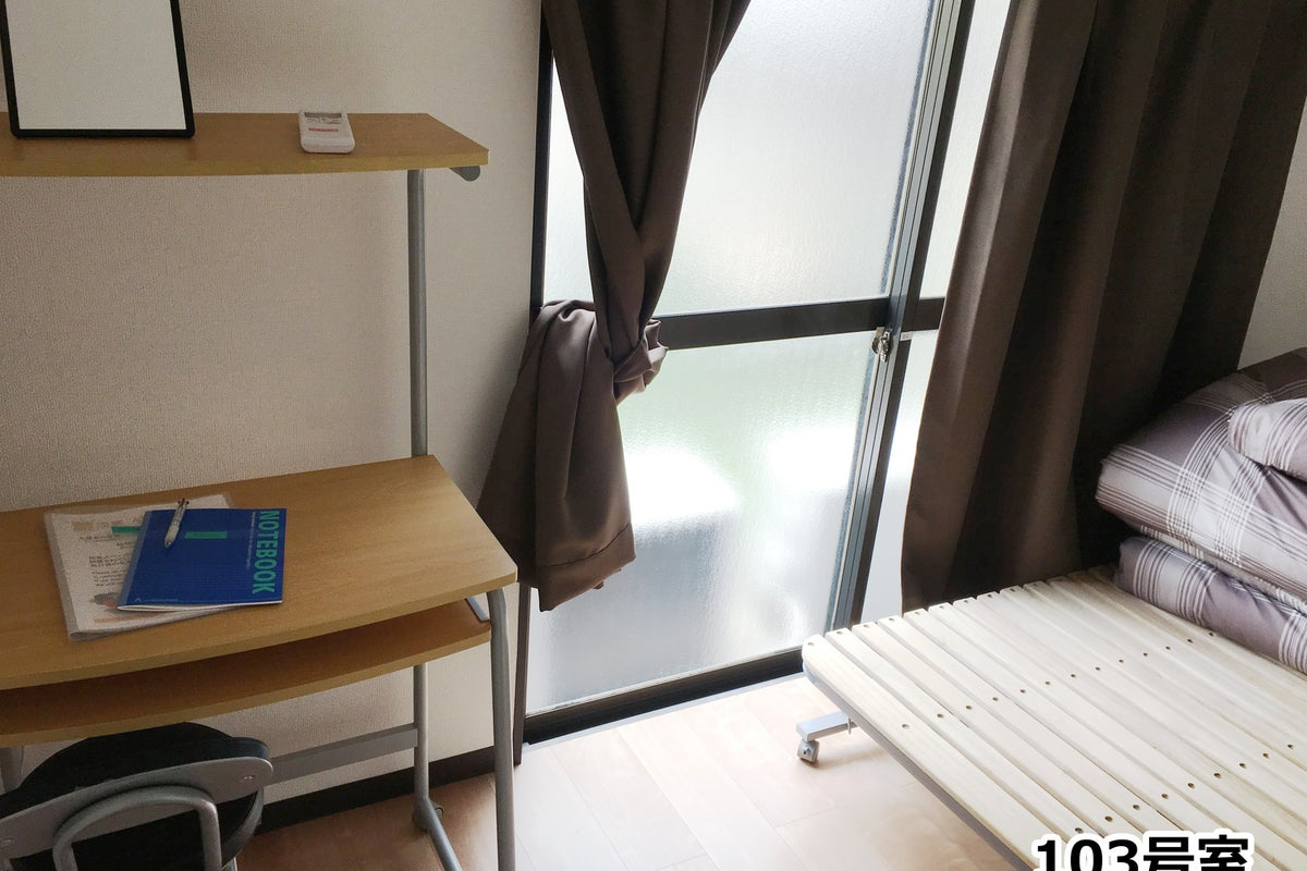 千早Ⅳの隠れ家・<103室7㎡>シェアハウスでテレワークお一人様を歓迎いたします。 の写真