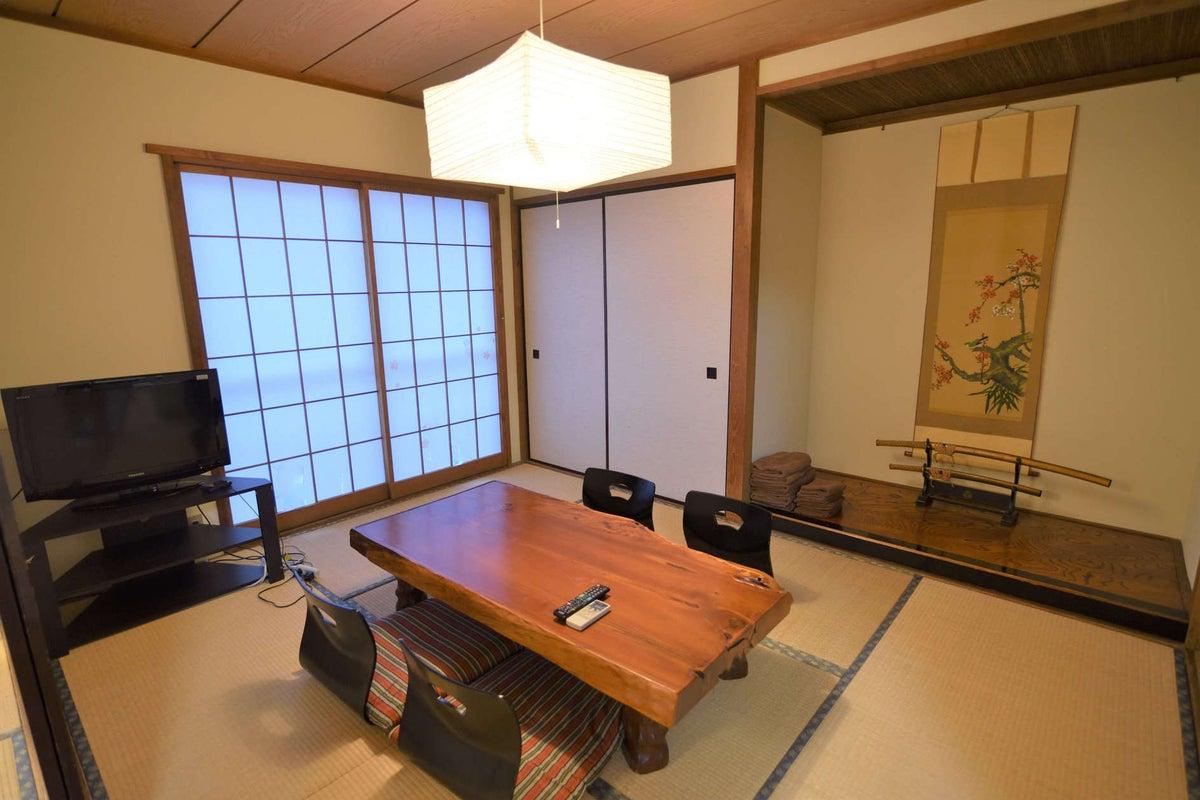 【川俣会議室】和室の貸し会議室!Wi-Fi完備! の写真