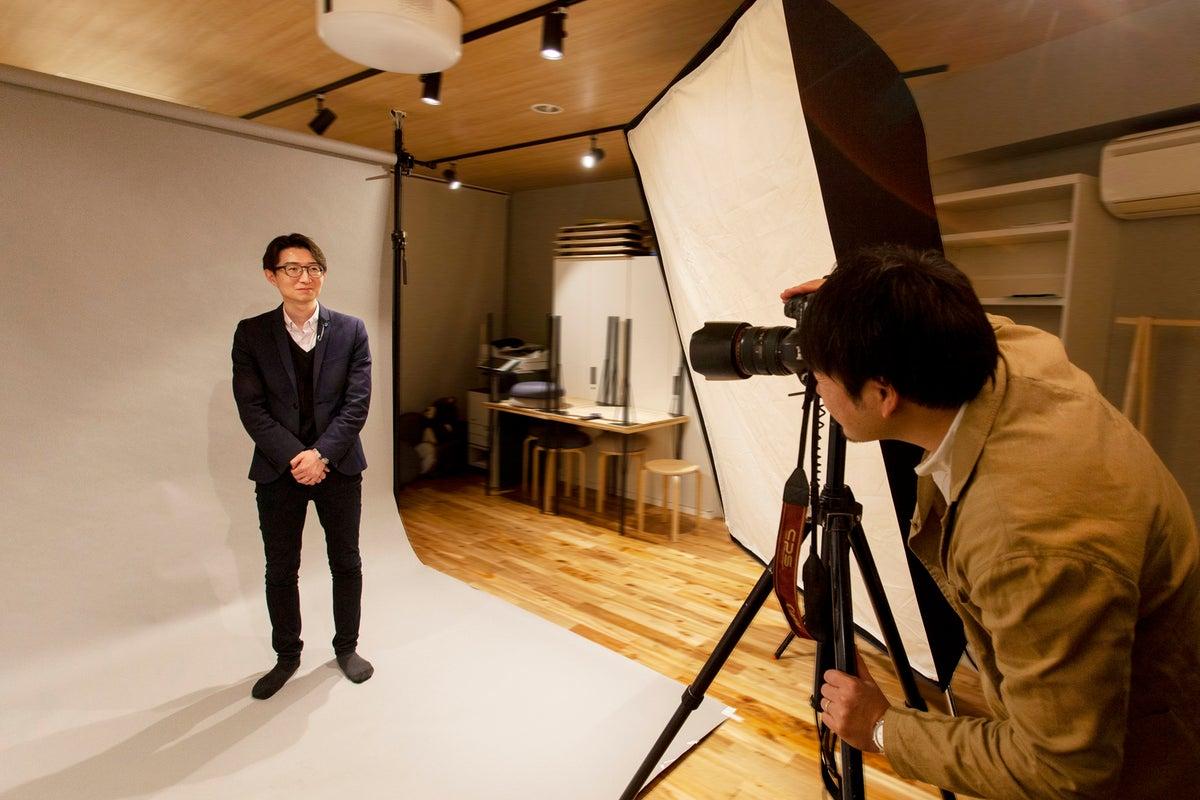 西川口駅西口徒歩2分のフォトスタジオ(オプションで撮影機材の組み立てサポートも可) の写真