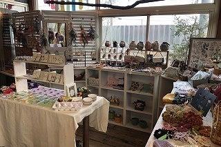 小商いのスペースや展示会・ミニ喫茶・庭の撮影場所・ママ会 の写真