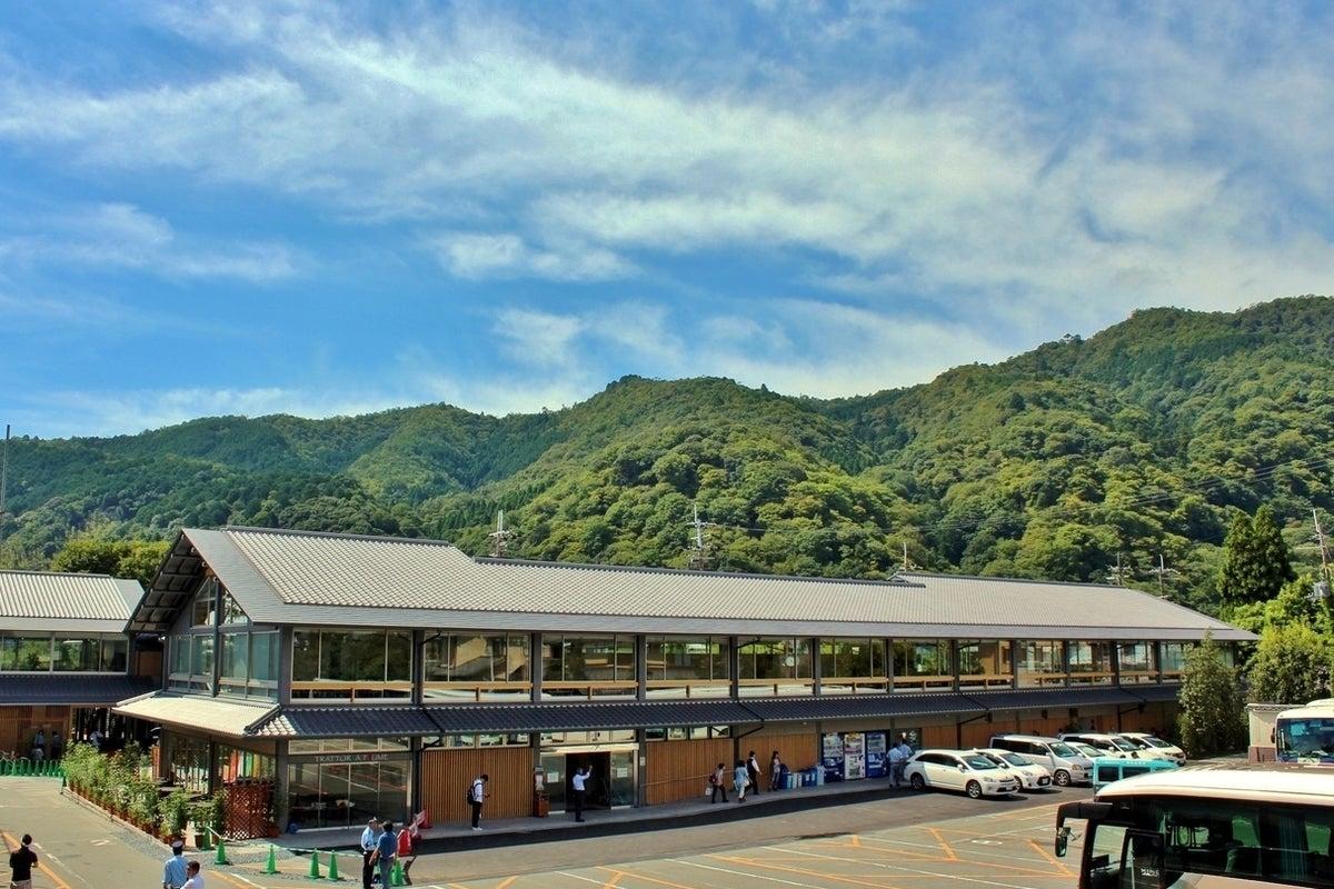 【京都嵐山・渡月橋が目の前!】会議に、パーティーに!324名収容の京都で最大級のスペース の写真